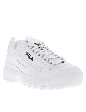 Baskets Disruptor blanches homme