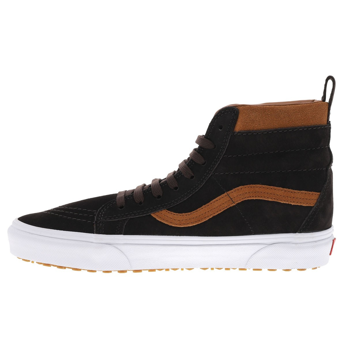 basket vans homme marron