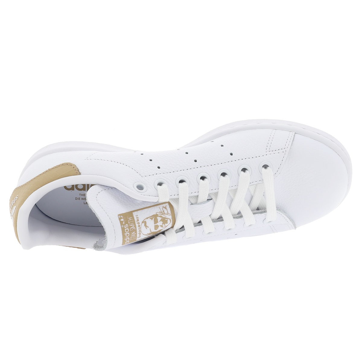 a5fed6c29130 Baskets Stan Smith homme blanc Adidas- CCV Mode