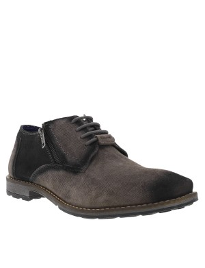 Derbies homme gris