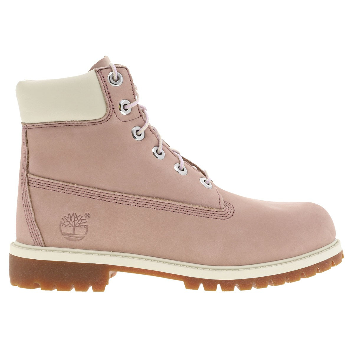 Chaussures Premium Timberland Fille Rouge 6in oxeWQdrCB