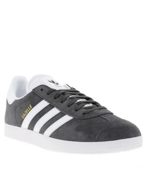 Baskets Gazelle homme gris