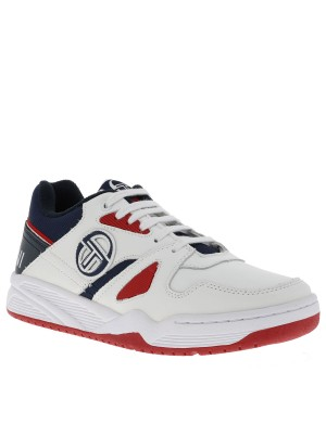 Baskets Top Play homme blanc