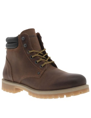 Boots Stoke homme marron