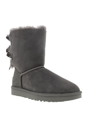 Boots Bailey Bow femme gris
