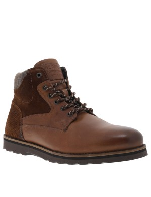 Boots Page homme marron