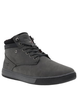 Boots Ronnie homme gris