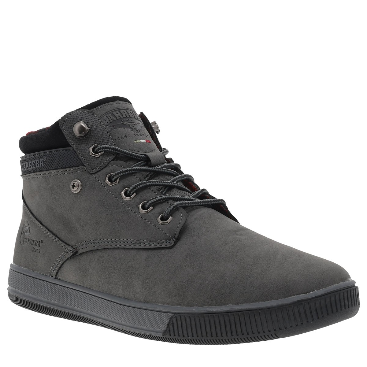b315c82a44cd Boots Ronnie homme gris Carrera- CCV Mode