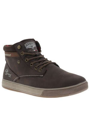 Boots Ronnie homme marron