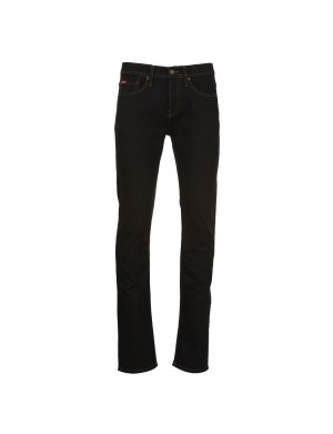 Jean LC122 straight homme noir