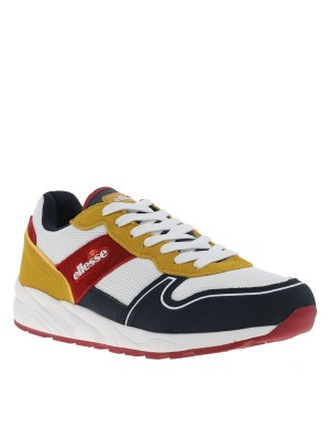 Baskets Running1 homme jaune
