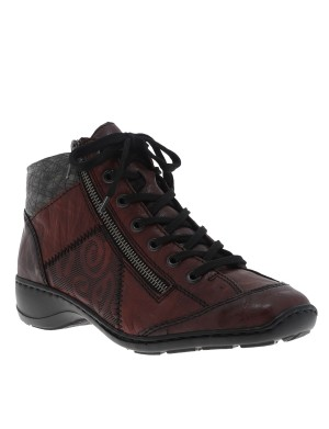 Chaussures femme rouge
