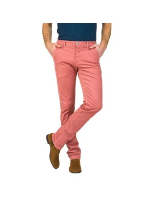 Chino homme violet
