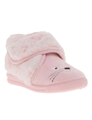 Chaussons Tor fille rose