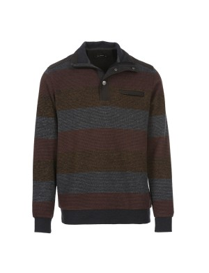 Sweat Parson homme orange