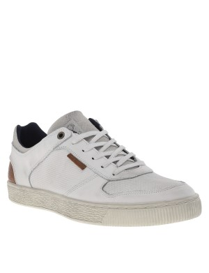 Derbies homme blanc