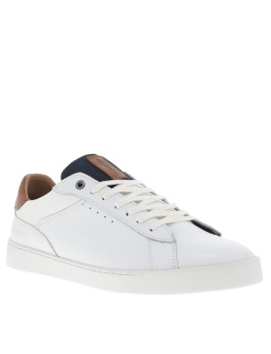 Baskets Amical homme blanc