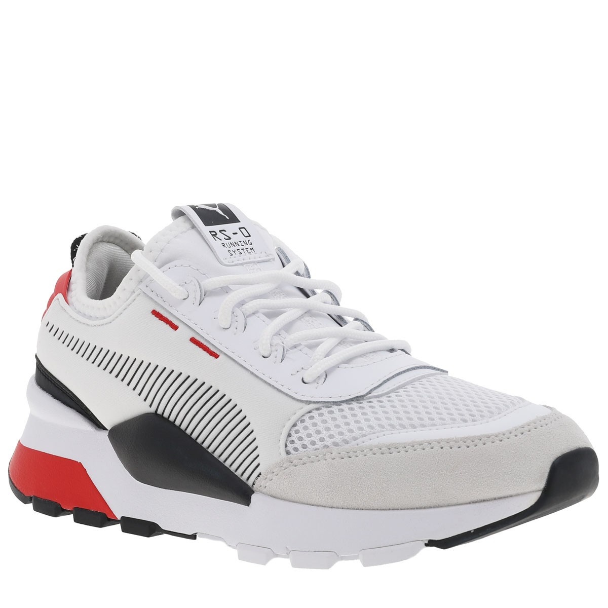 Baskets RS-0 WINTER TOYS homme blanc PUMA