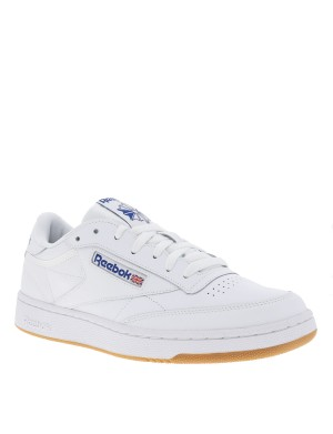 Baskets Club C 85 homme blanc