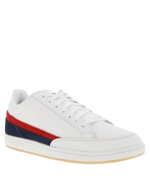 Baskets homme blanc