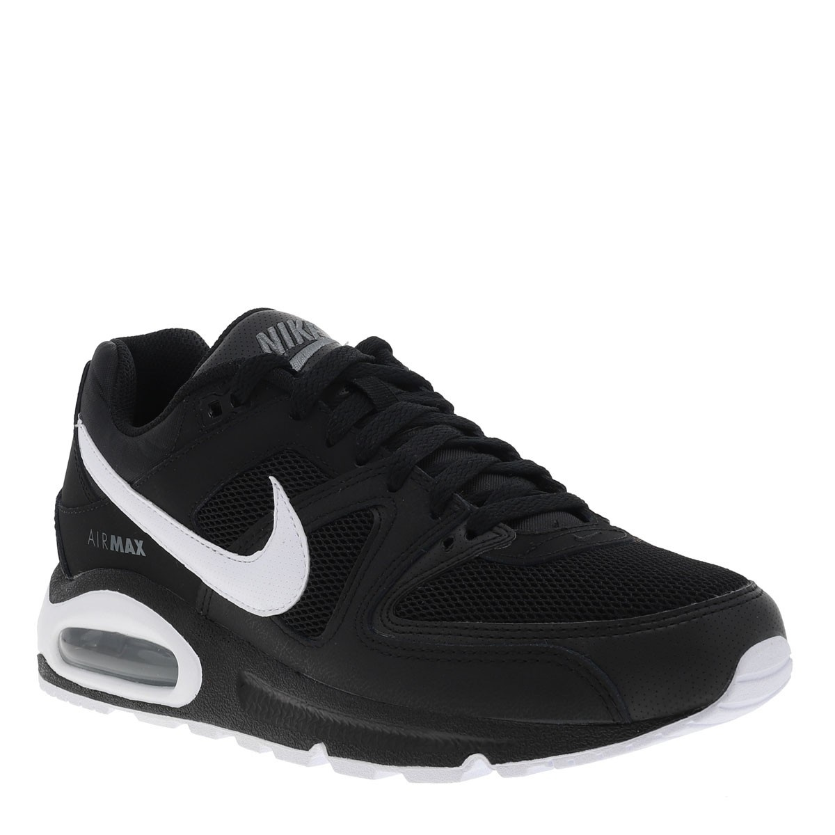 design intemporel be416 9755b NIKE Baskets Air Max Command homme noir