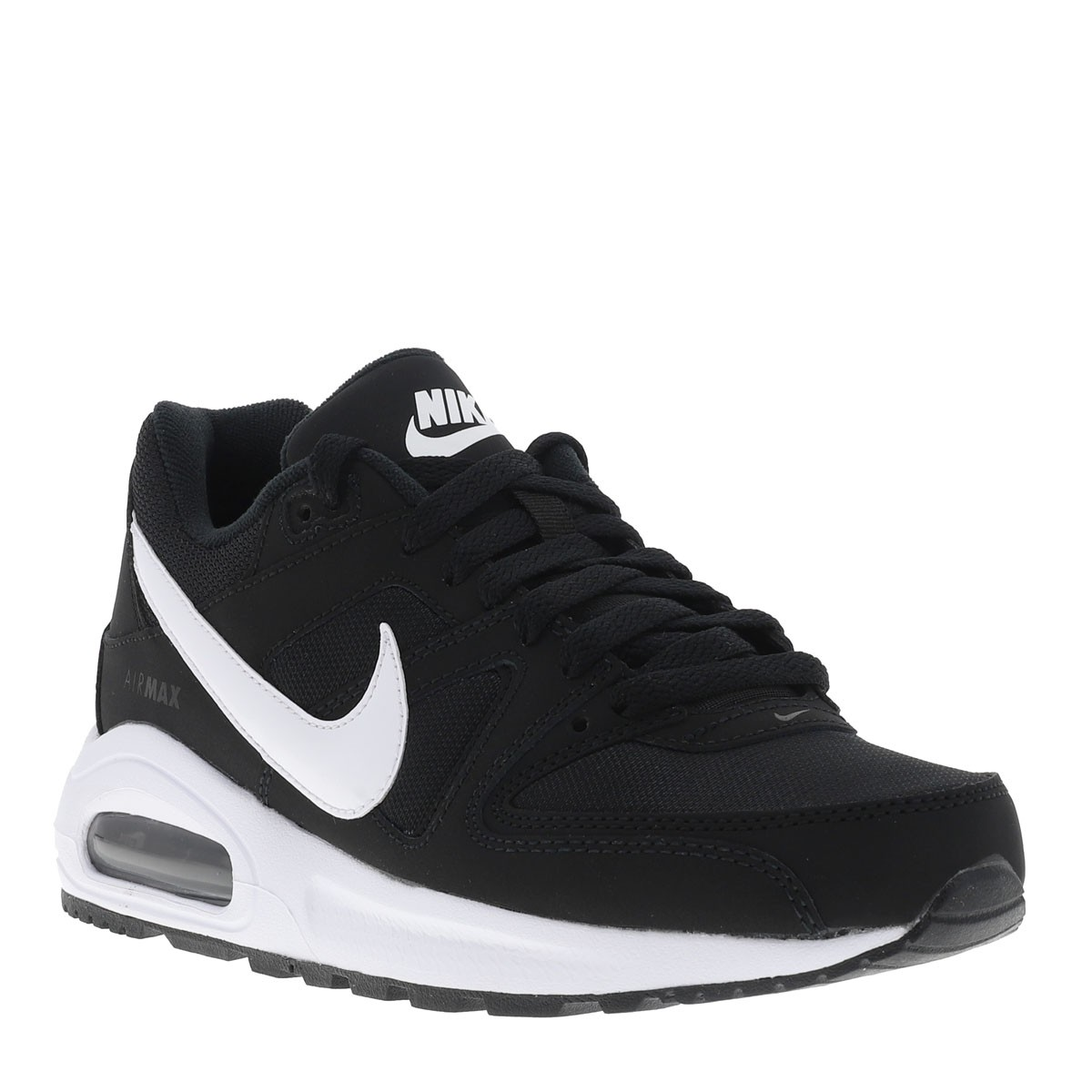buy popular a3e61 f6647 Baskets Air Max Command garçon noir NIKE