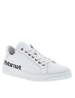 Baskets Gimic homme blanc