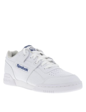 Baskets Workout Plus homme blanc