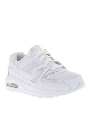 Baskets Air Max Command Flex garçon blanc