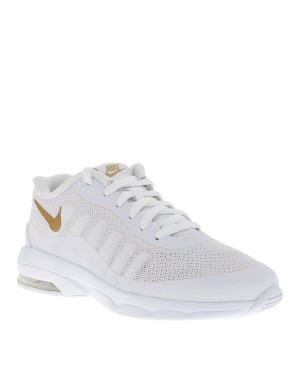 Baskets Air Max Invigor garçon blanc