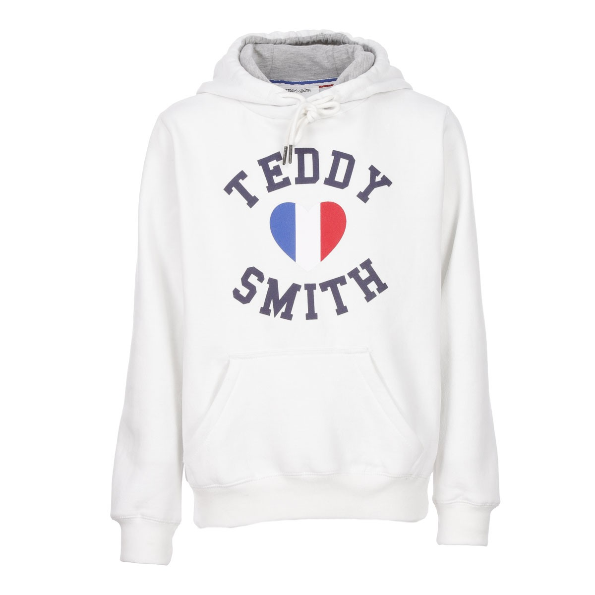 Capuche Blanc À Fille Smith Sweat Teddy GUVpqSzLM