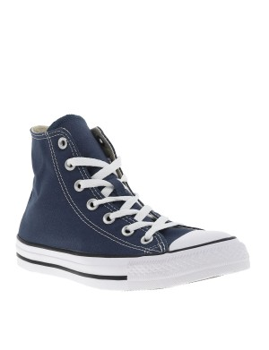 Baskets Chuck Tailor HI All Star mixte bleu
