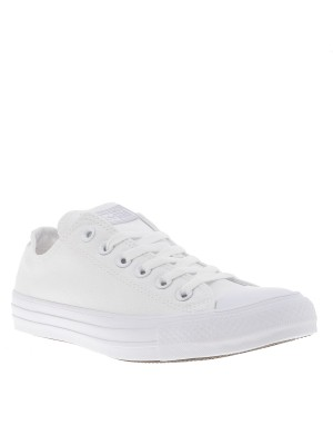 Baskets Chuck Taylor All Star femme blanc