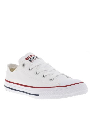 Baskets Chuck Taylor All Star fille blanc