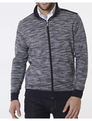 Sweat homme gris