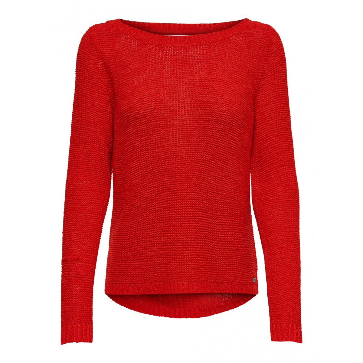 meilleures baskets dec56 bad2a ONLY Pull femme rouge