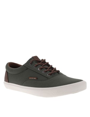 Baskets Vision Classic homme vert
