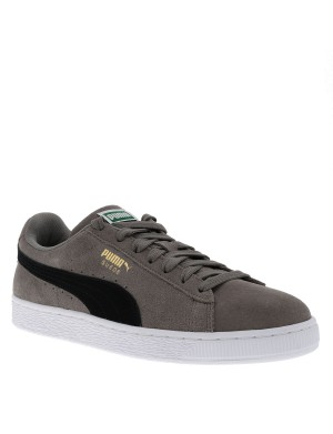Baskets Suede Classic homme gris
