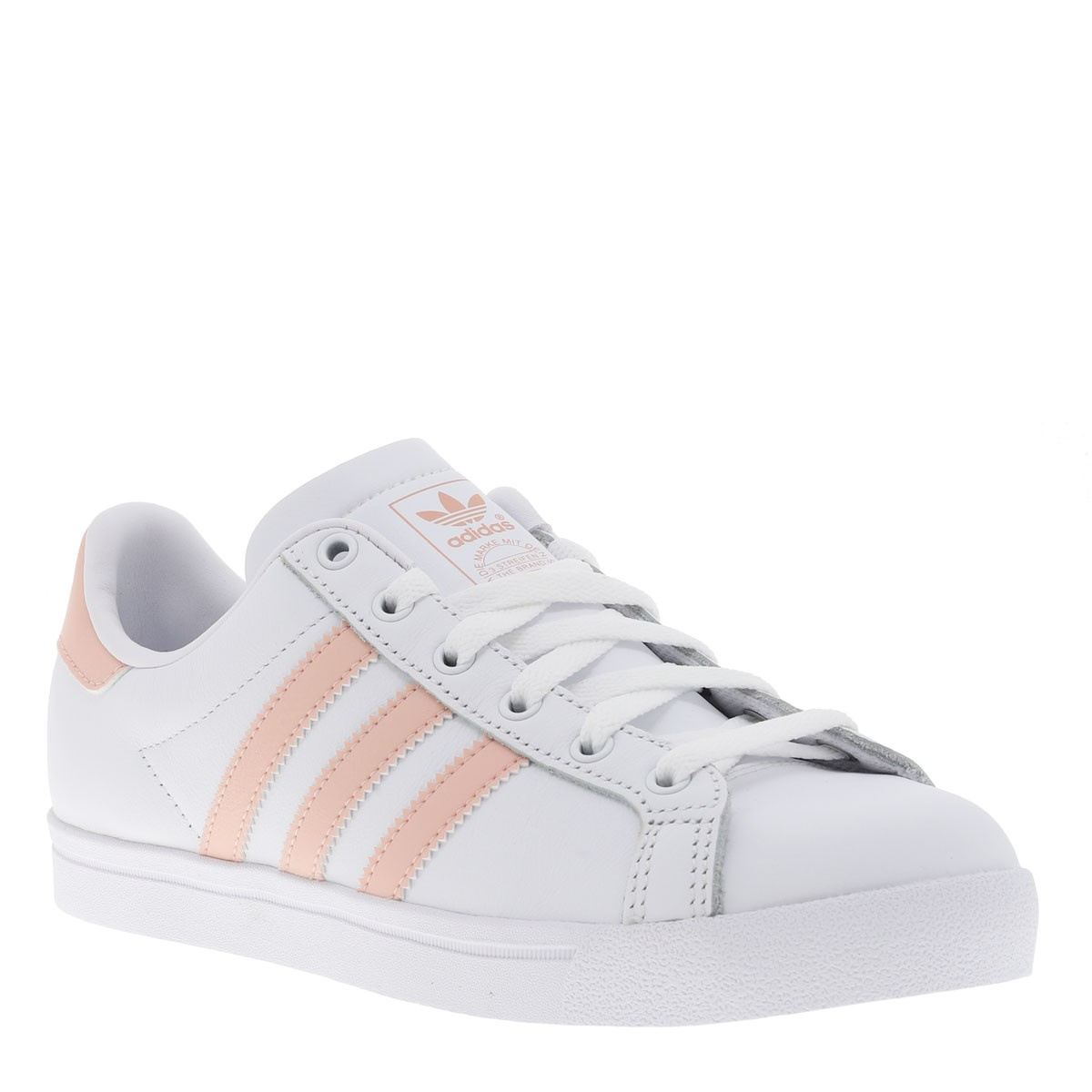 adidas baskets cuir court star homme