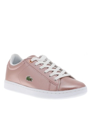 Baskets Carnaby Evo fille rose
