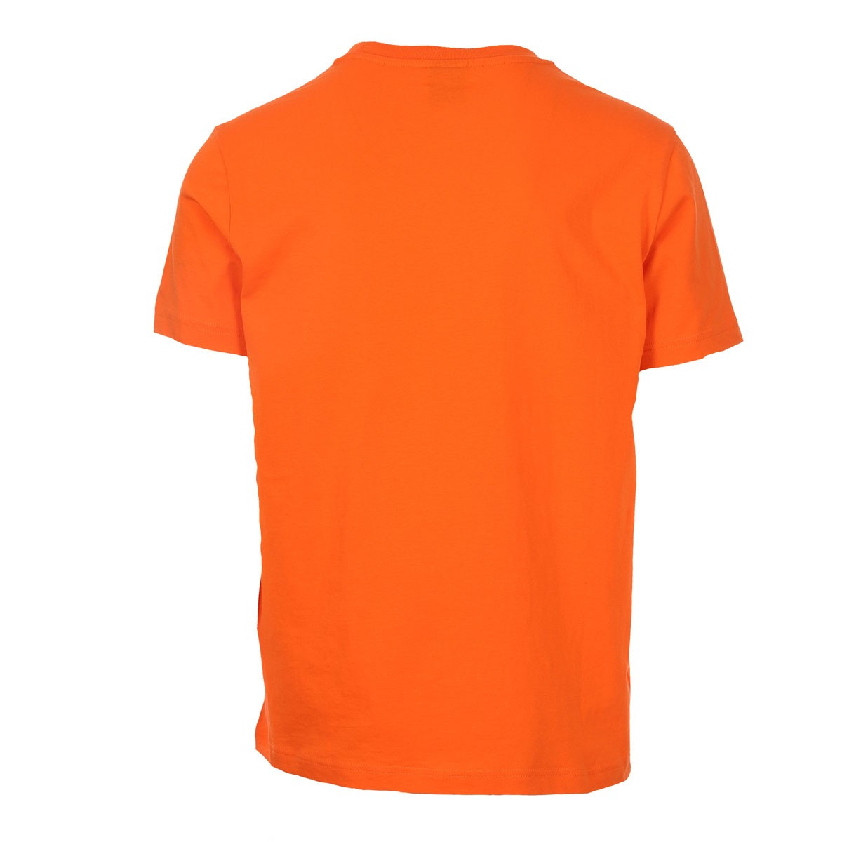 T-shirt manches courtes homme orange CHAMPION