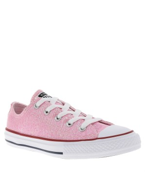 Baskets Chuck Tailor All Star fille rose
