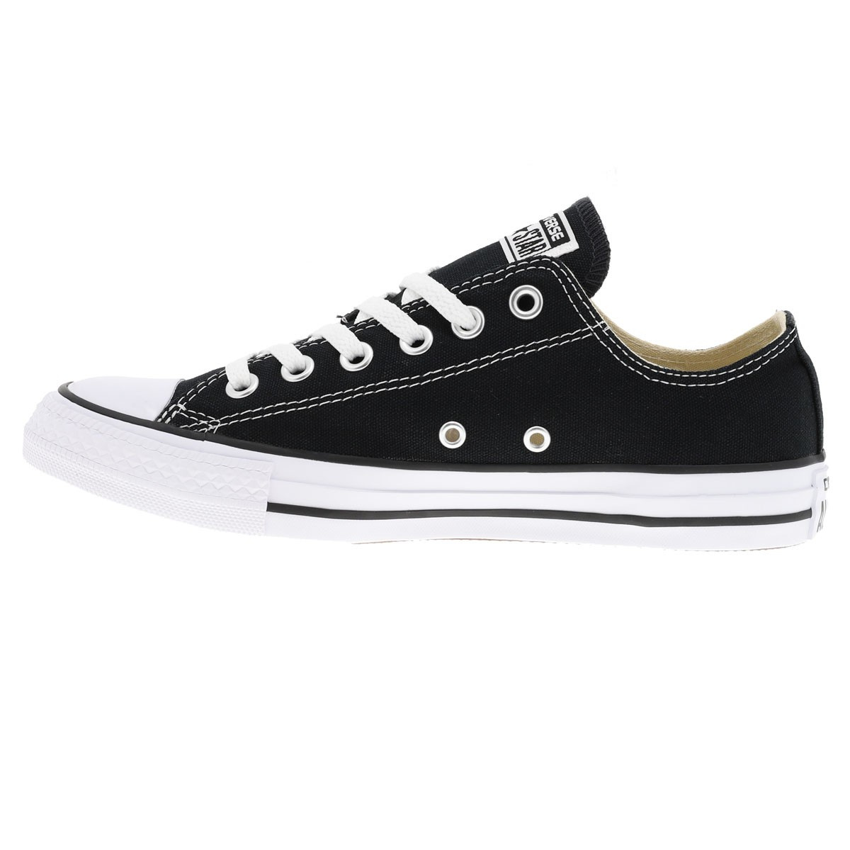 Noir Mixte Converse all star Chunk taylor basse basket The