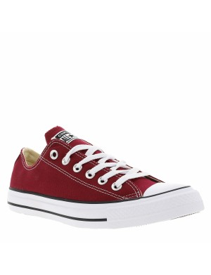 Baskets Chuck Tailor OX femme rouge