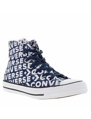 Baskets Chuck Tailor All Star femme bleu