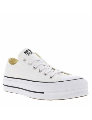Baskets Chuck Tailor All Star femme blanc